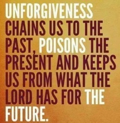 Unforgiveness 2