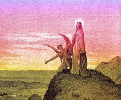 jesus tempted orig